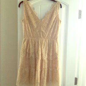 BCBG Bridesmaid Dress